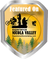 Featured on Experience Nicola Valley Blog